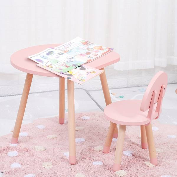 Children S Desks And Chairs Game Writing Combination Solid Wood Kids Table And Chair Study Table Modern Simplicity Kids Desk Kidsbabymart